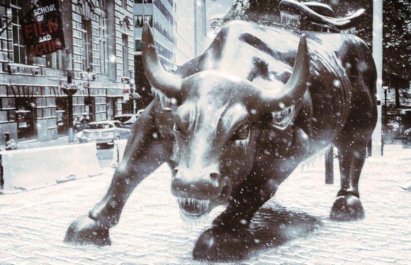 Byk z Wall Street